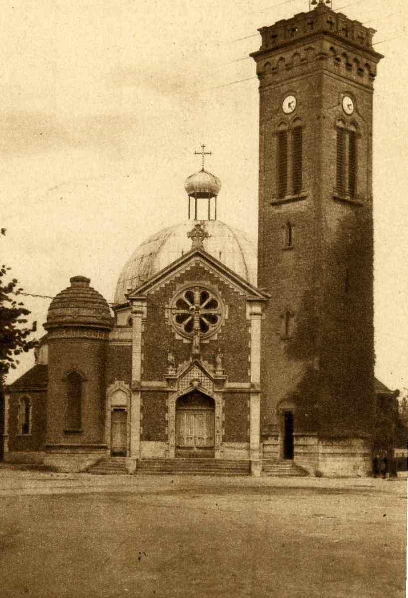 Eglise Magenta